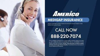Americo Medigap Insurance TV Spot, 'New to Medicare' - Thumbnail 7