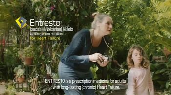 Entresto TV Spot, 'The Beat Goes On: Butterflies'