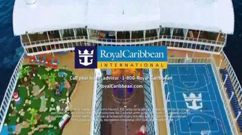 Royal Caribbean Cruise Lines Wow Sale TV Spot, 'Book Your Adventure'