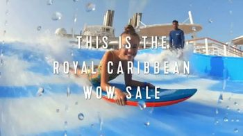 Royal Caribbean Cruise Lines Wow Sale TV Spot, 'Book Your Adventure' - Thumbnail 2