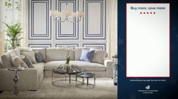 American Signature Furniture Presidents Day Sale TV Spot, 'The Styles You Want' - Thumbnail 2