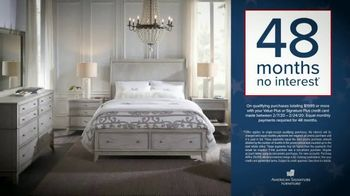American Signature Furniture Presidents Day Sale TV Spot, 'The Styles You Want' - Thumbnail 8