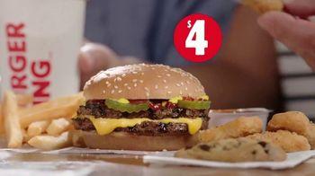 Burger King 5 for $4 TV Spot, 'Just $4' - Thumbnail 5