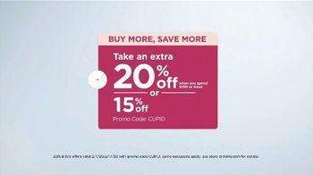 Kohl's TV Spot, 'Valentine's Day Gifts: Sweet Savings' - Thumbnail 3