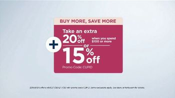 Kohl's TV Spot, 'Valentine's Day Gifts: Sweet Savings' - Thumbnail 4