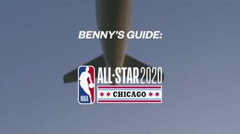 Hilton Chicago O'Hare Airport TV Spot, 'Benny's Guide' - Thumbnail 1