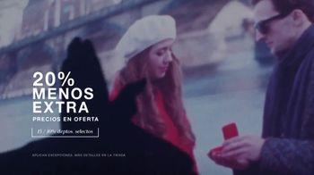 Macy's Venta del Día de San Valentín TV Spot, 'Regalos que te encantará dar' [Spanish] - Thumbnail 5