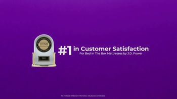 Purple Mattress Presidents Day Sale TV Spot, 'Treat Youurself' - Thumbnail 9