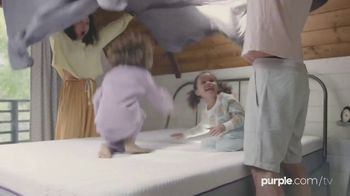Purple Mattress Presidents Day Sale TV Spot, 'Treat Youurself'