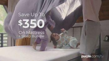 Purple Mattress Presidents Day Sale TV Spot, 'Treat Youurself' - Thumbnail 5