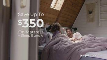 Purple Mattress Presidents Day Sale TV Spot, 'Treat Youurself' - Thumbnail 6