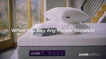 Purple Mattress Presidents Day Sale TV Spot, 'Treat Youurself' - Thumbnail 7