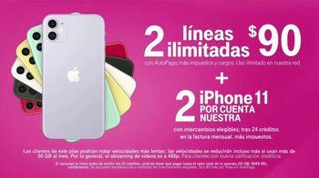 T-Mobile TV Spot, 'Galletas: $90 dólares' [Spanish] - Thumbnail 3