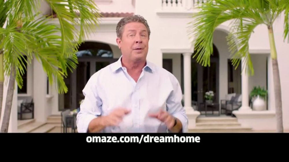 Omaze Dream Home Giveaway TV Commercial, 'Dolphin Cancer Challenge: Tesla' Featuring Dan Marino