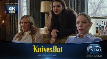 DIRECTV Cinema TV Spot, 'Knives Out' - Thumbnail 7