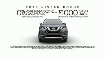 2020 Nissan Rogue TV Spot, 'Protection' Song by The Babe Rainbow [T2] - Thumbnail 10