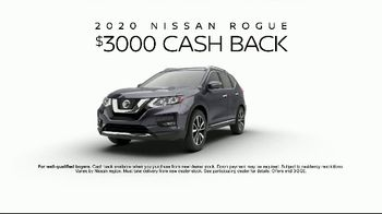 2020 Nissan Rogue TV Spot, 'Protection' Song by The Babe Rainbow [T2] - Thumbnail 9