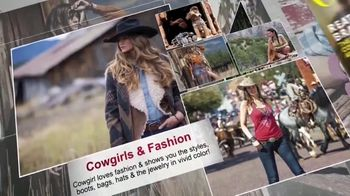 Cowgirl Magazine TV Spot, 'Cowgirl Is for Women: Come Ride the Range' - Thumbnail 4