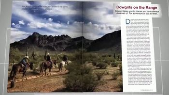 Cowgirl Magazine TV Spot, 'Cowgirl Is for Women: Come Ride the Range' - Thumbnail 6