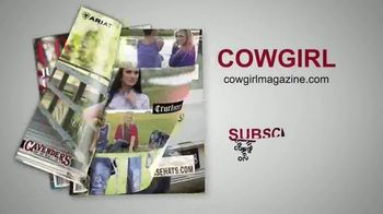 Cowgirl Magazine TV Spot, 'Cowgirl Is for Women: Come Ride the Range' - Thumbnail 7