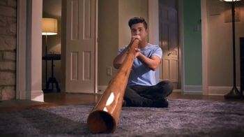 Head & Shoulders TV Spot, 'Stay Flake-Free for 72 Hours and Learn to Play the Didgeridoo' - Thumbnail 3