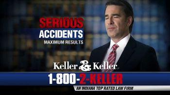 Keller & Keller TV Spot, 'Playing Games' - Thumbnail 4
