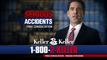 Keller & Keller TV Spot, 'Playing Games' - Thumbnail 9
