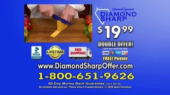 Diamond Sharp TV Spot, 'Double the Offer' - Thumbnail 10