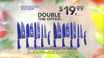 Diamond Sharp TV Spot, 'Double the Offer' - Thumbnail 9