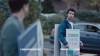 Progressive TV Spot, 'Sign Spinner: Competitor' - Thumbnail 5