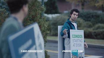 Progressive TV Spot, 'Sign Spinner: Competitor' - Thumbnail 6