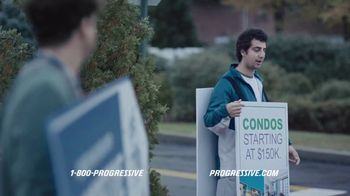 Progressive TV Spot, 'Sign Spinner: Competitor' - Thumbnail 7