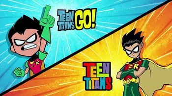 Cartoon Network Arcade App TV Spot, 'Teen Titans Go!: Robin Won'