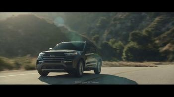 Ford Presidents Day Sales Event TV Spot, 'To Be an Explorer' Song by Ali Beletic [T2] - Thumbnail 1