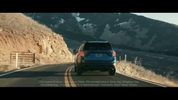 Ford Presidents Day Sales Event TV Spot, 'To Be an Explorer' Song by Ali Beletic [T2] - Thumbnail 4