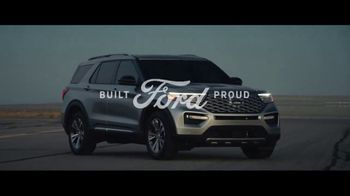 Ford Presidents Day Sales Event TV Spot, 'To Be an Explorer' Song by Ali Beletic [T2] - Thumbnail 7