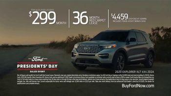 Ford Presidents Day Sales Event TV Spot, 'To Be an Explorer' Song by Ali Beletic [T2] - Thumbnail 8