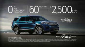 Ford TV Spot, 'Handle the Crowd' [T2] - Thumbnail 8