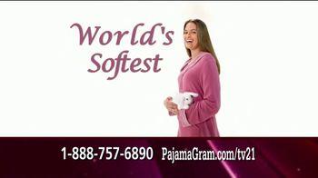 Pajamagram TV Spot, 'Valentine's Day: World's Softest: BOGO' - Thumbnail 7