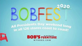 Bob's Discount Furniture Bobfest 2020 TV Spot, 'Cottage Chic Sectional' - Thumbnail 10