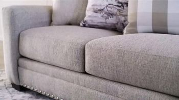 Bob's Discount Furniture Bobfest 2020 TV Spot, 'Cottage Chic Sectional' - Thumbnail 5