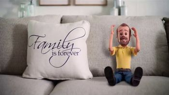 Bob's Discount Furniture Bobfest 2020 TV Spot, 'Cottage Chic Sectional' - Thumbnail 9