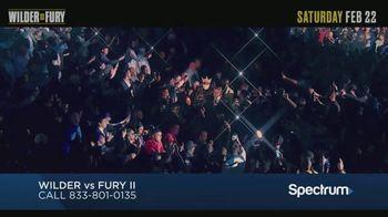 Spectrum Pay-Per-View TV Spot, 'Wilder vs. Fury II' - Thumbnail 5