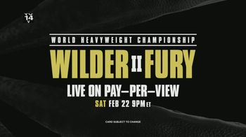 Spectrum Pay-Per-View TV Spot, 'Wilder vs. Fury II' - Thumbnail 8