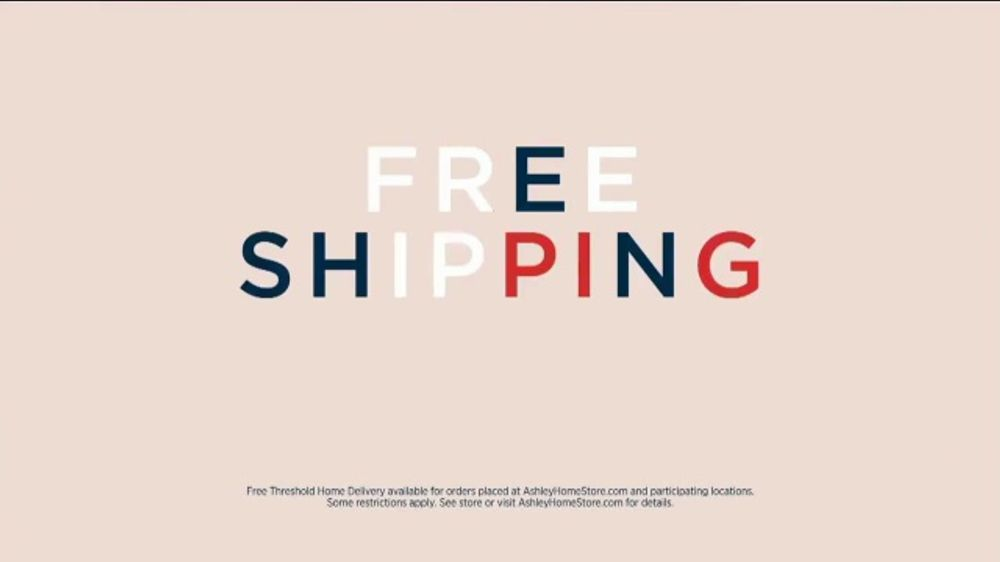 Ashley Homestore Presidents Day Sale Tv Commercial 30 Percent Off And Free Shipping Song By