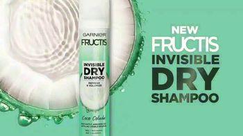 Garnier Fructis Invisible Dry Shampoo TV Spot, 'No Residue' Song by Bruno Mars - Thumbnail 9