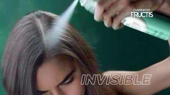 Garnier Fructis Invisible Dry Shampoo TV Spot, 'No Residue' Song by Bruno Mars - Thumbnail 5