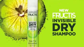 Garnier Fructis Invisible Dry Shampoo TV Spot, 'No Residue' Song by Bruno Mars - Thumbnail 8