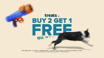 PetSmart Presidents Day Sale TV Spot, 'Dog Treats'