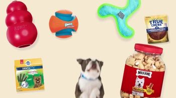 PetSmart Presidents Day Sale TV Spot, 'Dog Treats'